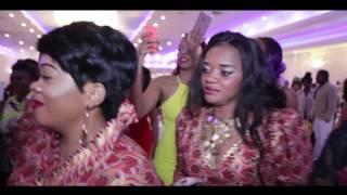 "Mbele Wedding - Patou & Anvico ""congolesewedding"""