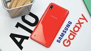 Это САМЫЙ ПОПУЛЯРНЫЙ Android-смартфон в мире. Обзор Samsung Galaxy A10