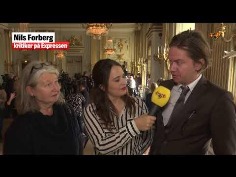 """Karin Olsson: """"Dödstyst i Börssalen när han presenterades"""""""