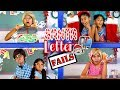 Letters To Santa Fails - Types Of Kids - Funny Skits // GEM Sisters