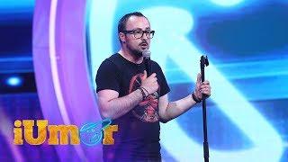 George Țintă, stand-up comedy de excepție: