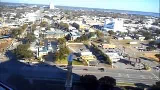 Beau Rivage hotel, Biloxi, MS, room with a view, part 1
