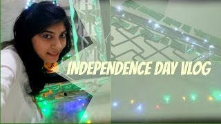 1ST TRY AT VLOGGING|INDEPENDENCE DAY