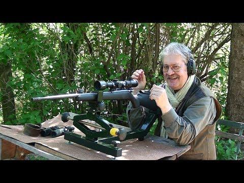 La carabine 455 de CZ cal 22 LR