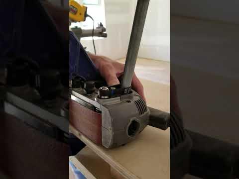 Porter Cable Belt Sander 371