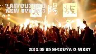 太陽族 夏袋2013 『5月5日は太陽族の日 2013 DVD』 5月15日~ 受注開始 ...