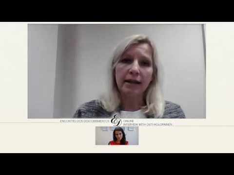 Interview with the Ambassador of Finland to Portugal, Mrs Outi Holopainen