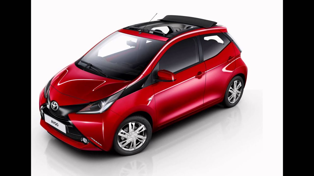 2016 toyota aygo red pop youtube. Black Bedroom Furniture Sets. Home Design Ideas
