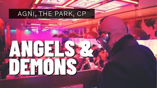 Jappy Bajaj Performing Live at Angels and Demons at Agni, The Park, Connaught Place.