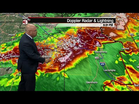 ROB'S WEATHER FORECAST PART 1 530PM, 4/19/2020