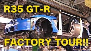 R35GT-Rの組み立て工場に潜入!!【Best MOTORing】2008 thumbnail