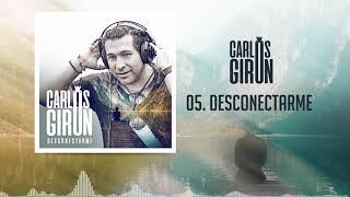 Carlos Giron - Desconectarme (audio) - Salsa