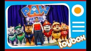 Patrulha Canina O Show (Live in Portugal e Espanha)