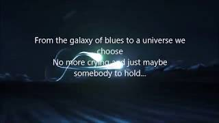 Gambar cover Another Universe (with lyrics) awesome song by South African Arno Carstens♥