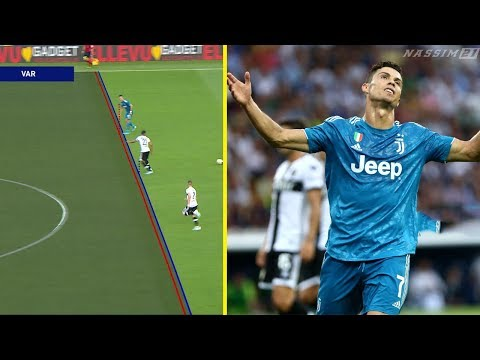VAR Decisions Making Controversy In Football 2019/20