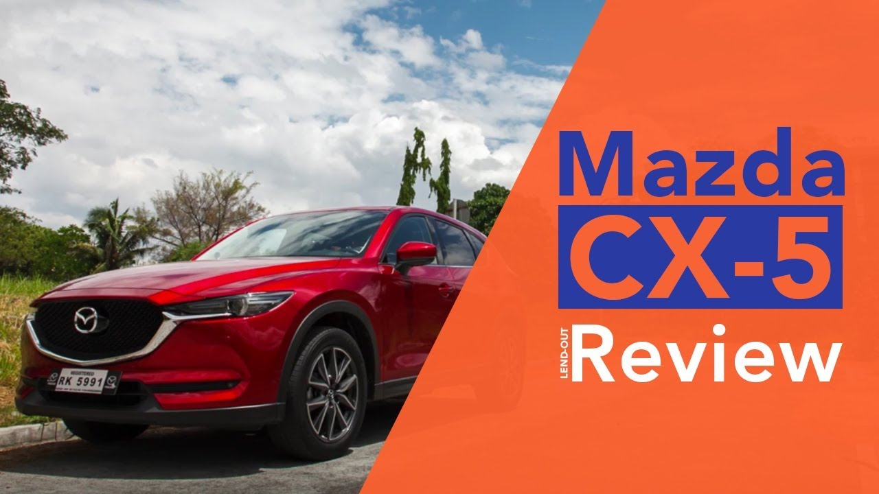 2017 Mazda CX-5 Skyactiv Car Review - YouTube