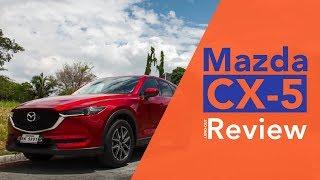 2017 Mazda CX-5 Skyactiv Car Review