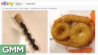 Repeat youtube video Weirdest eBay Items #1 (GAME)