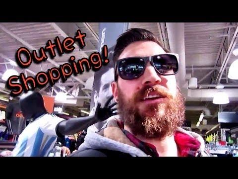 OUTLET SHOPPING VLOG!   YoAnty Vlogs