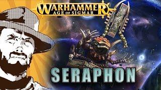 FFH Обзор: Age of Sigmar Seraphon