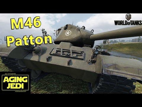 M46 Patton - 8K+ Damage - World of Tanks