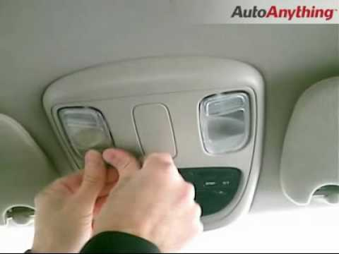 How To Install Dome Lights On A Dodge Ram 2500 Quad Cab Youtube