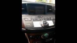 Add aux input Infiniti m35 m45 and Nissan fuga