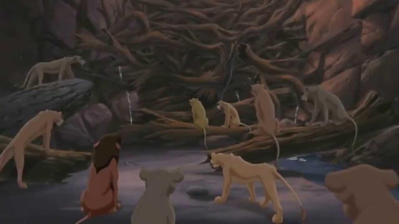 Download Le Roi Lion 2 - L'Honneur De La Tribu Fandub Complet - Extrait 5 VF