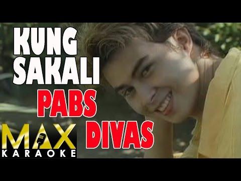 Kung Sakali  - Pabs Dadivas (Karaoke Version)