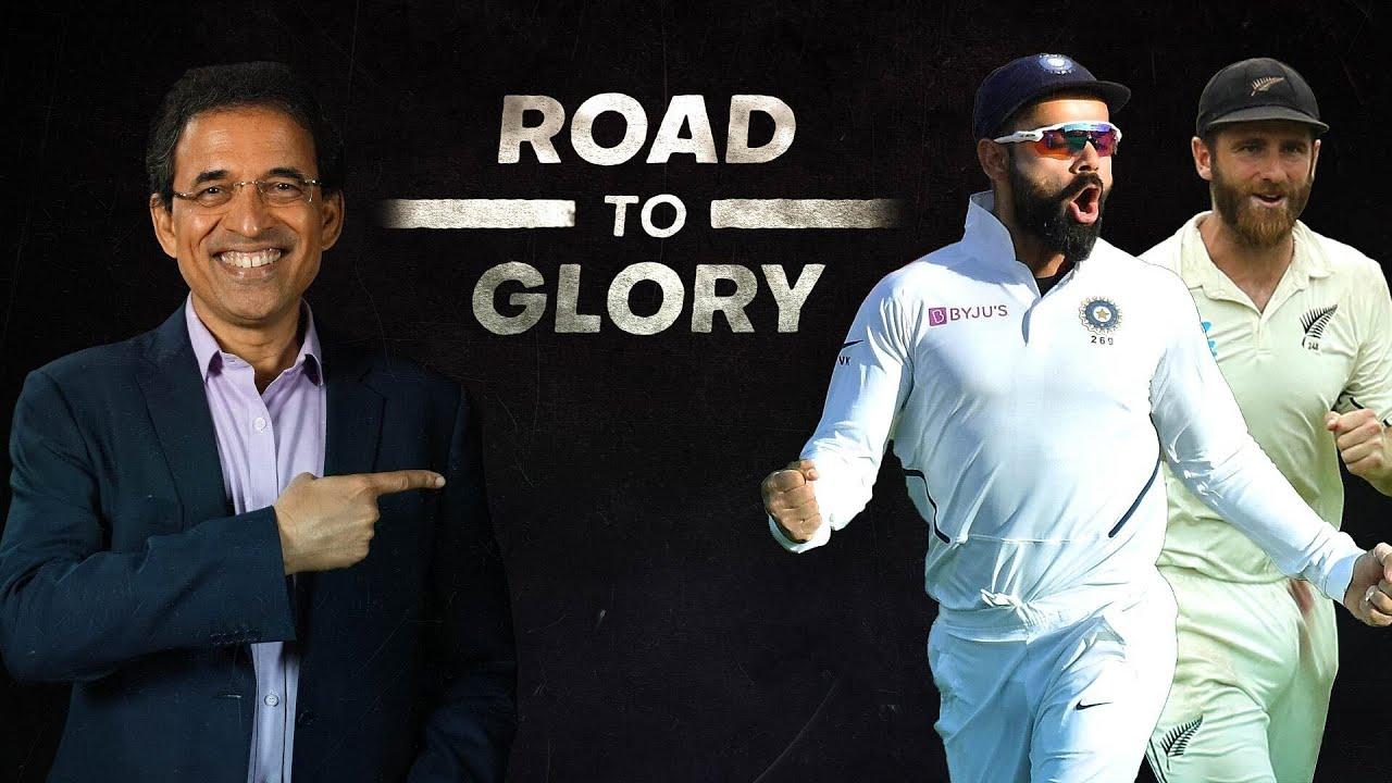 WTC Final 2021, IND v NZ: Road to Glory ft. Harsha Bhogle