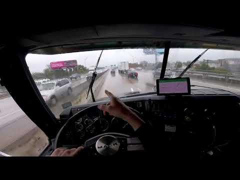 Sergei Dratchev Heavy Haul: Episode #27 -- Trucking thru Houston, Texas