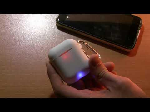 Bluetooth наушники (AirPods аналог) I9S-TWS (отзыв)