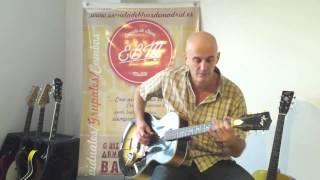 Slide guitar lesson. Elmore James Bobby´s Rock