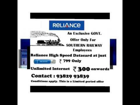 Reliance Postpaid Plan