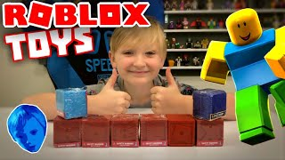 #ROBLOXTOYS Opening More series 4 Roblox Toys Mystery/Blind Boxes from Jazwares Toys!