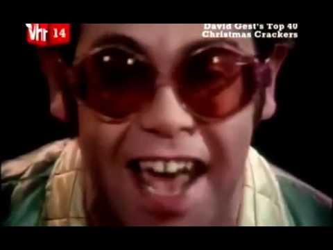 Elton John - Step Into Christmas (Music Video)
