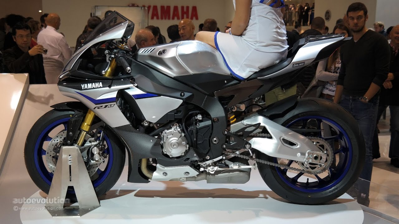 Yamaha YZF-R1 & R1M, at EICMA Milan Motorcycle Show [Mega Gallery ...
