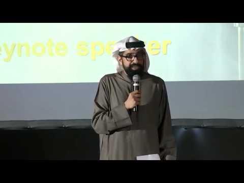 Faisal J Abbas introduces Sultan Al Qassemi
