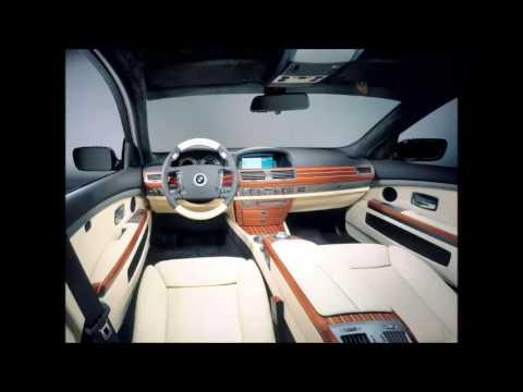 2002 BMW 760Li Yachtline Concept - YouTube