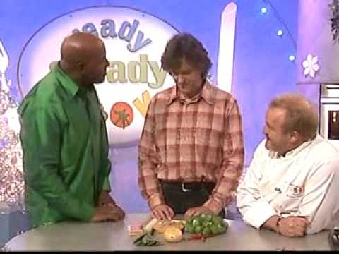 Hamster and Slow on Ready Steady Cook 13