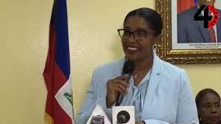 Mme Myriam JEAN est la Nouvelle Ministre du Tourisme