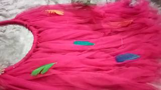 How To Make Wall Hanging Using Old Dupatta Or Saree ====any Old Cloth =waste To Wow