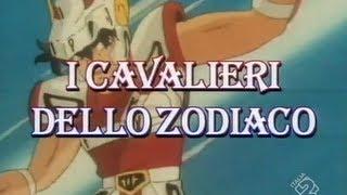 3° Sigla d'apertura italiana - I Cavalieri dello Zodiaco - Giorgio Vanni (1 min.) [HD]
