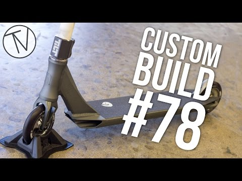 Custom Build #78 │ The Vault Pro Scooters