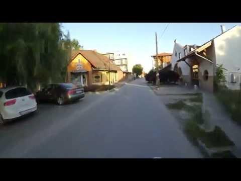 Motorcycle Cruising in Kistelek, Hungary