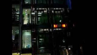 Broadwick House LED panels