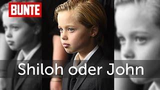 Shiloh Jolie-Pitt - Jetzt soll ein Transgender-Experte helfen   - BUNTE TV