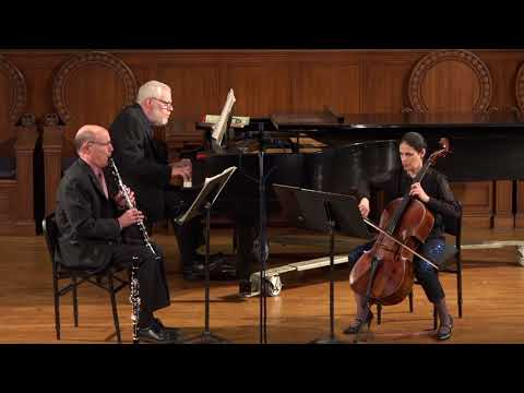 Berkeley Trio plays Miniature Trios by Paul Juon (1872-1940)
