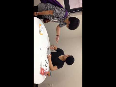140922 Sungmin in wiki cafe sign his name for me