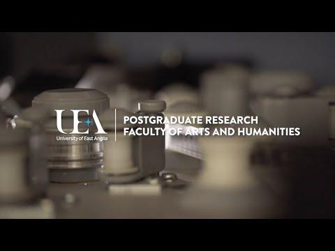 Arts and Humanities - Postgraduate Research | University of East Anglia (UEA)
